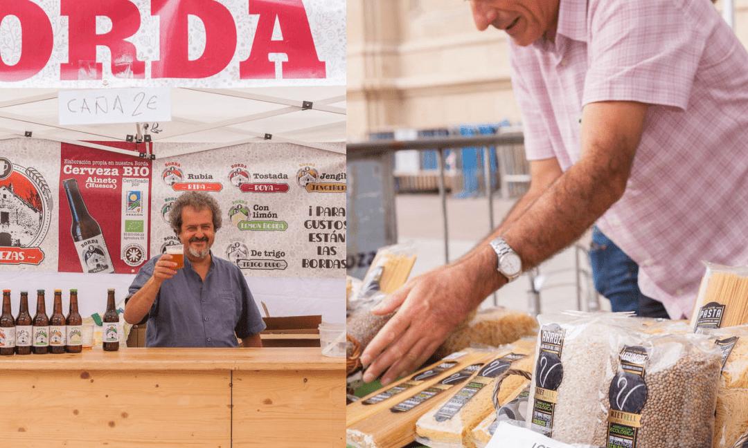 Dos nuevas entidades se unen al Mercado Social de Aragón