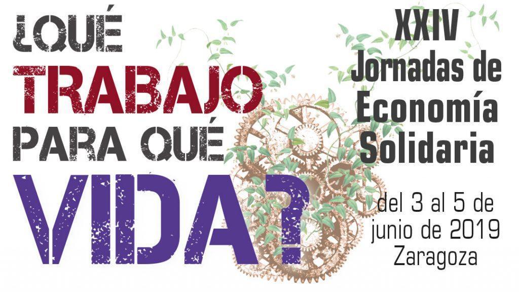 Cartel XXIV Jornadas Economía Social