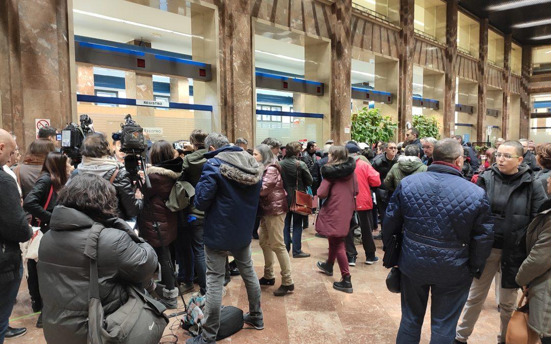 REAS Aragón alega contra unos presupuestos municipales insolidarios