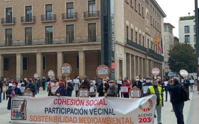El Presupuesto Municipal rompe el acuerdo por El Futuro de la Ciudad de Zaragoza