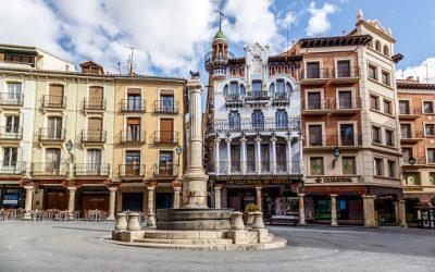 Teruel,Capital Española de la Economía Social para 2021.