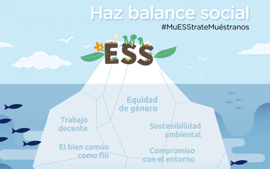 #MuESStrateMuéstranos, hacemos Balance Social.